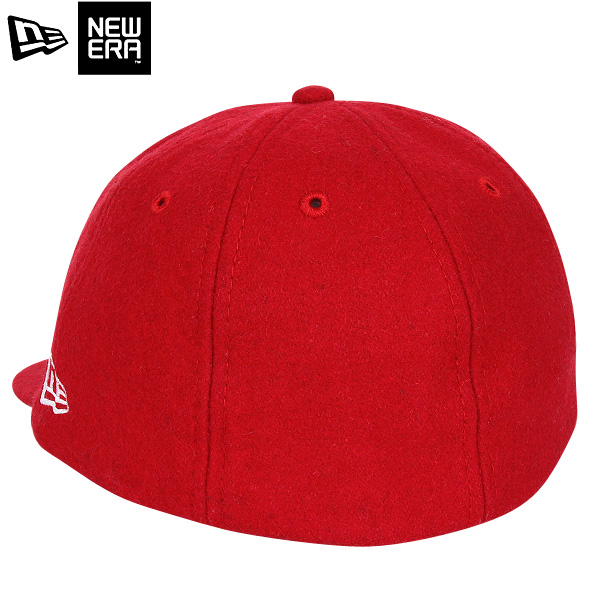 NEW ERA 뉴에 라 8-Panel BB CAP 세인트 루이스 카디널스 올드 인디언 한 모습을 훌륭하게 리프로 덕트 둥근 실루엣이 특징 쿠폰 포인트 변하기 제외