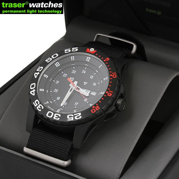 【ポイント10倍】TRASER トレーサー TYPE6 MIL-G Japan Limited Edition Red アメリカ国防総省が定めた腕時計に関する最新基準 / WIP03 /【クーポン対象外】