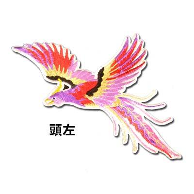 オリジナル応援ユニフォームで差をつけろ!鳥谷選手のユニフォームに!鳥ワッペン!一生虎キチ宣言! 【プロ野球 阪神タイガースグッズ】鳥ワッペン