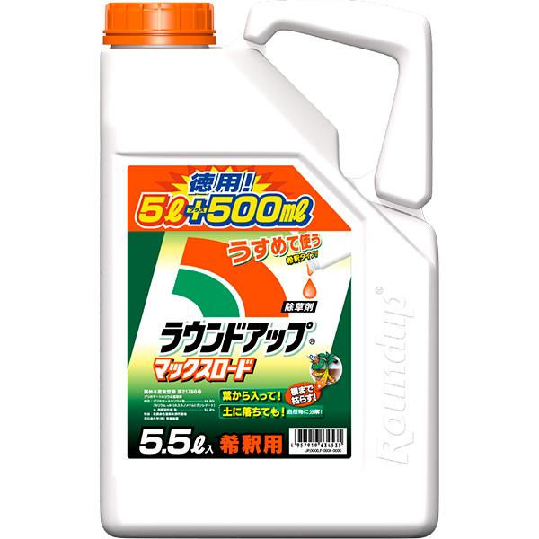 A 日産化学 除草剤 5.5L ラウンドアップマックスロード