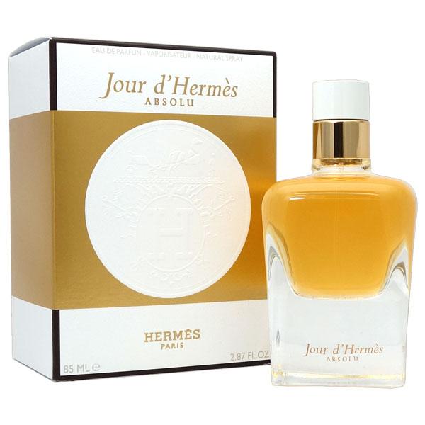 エルメス Hermes ジュール ドゥ エルメス アブソリュ EDP SP 85ml【送料無料】Jour D'hermes Absolu【あす楽対応_お休み中】【香水 レディース】【新生活 印象】