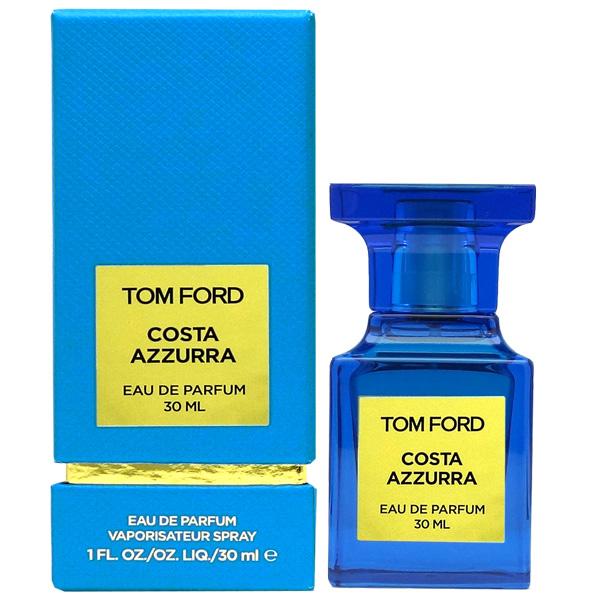 トムフォード TOM FORD コスタ アジューラ EDP SP 30ml COSTA AZZURRA【送料無料】【あす楽対応_お休み中】【香水 レディース】【クリスマス ギフト プレゼント】