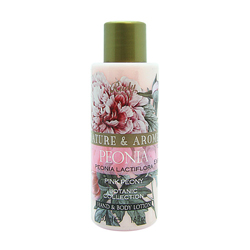 rudinachuru&aromaminibodiroshompinkupioni 50ml RUDY Nature&Arome SERIES Mini Body lotion Pink Peony