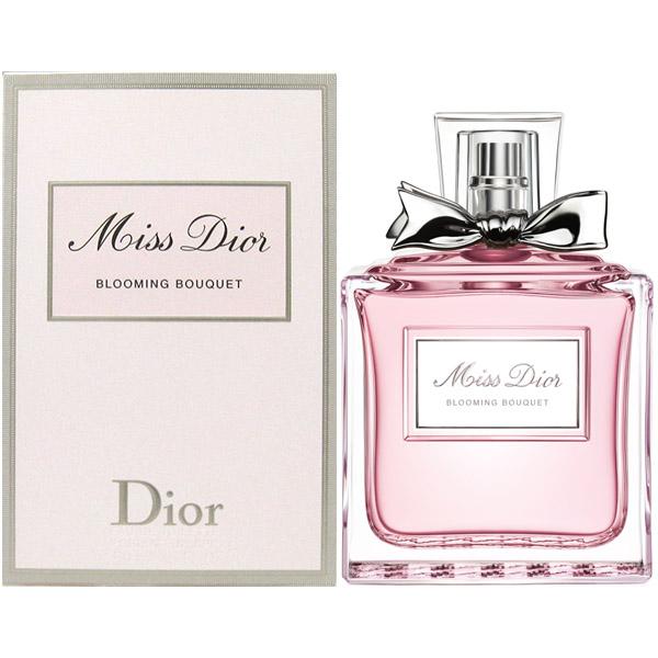 クリスチャン ディオール Dior ミスディオール ブルーミングブーケ EDT SP 150ml【送料無料】 Miss Dior Blooming Bouquet【あす楽対応_お休み中】【香水 レディース】【新生活 印象】【母の日 ギフト】