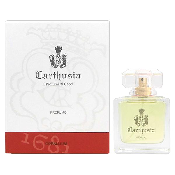 カルトゥージア Carthusia コラリウム パルファム SP 50ml(1695)【送料無料】Carthusia Corallium【あす楽対応_お休み中】【香水 人気 ブランド ギフト 誕生日】