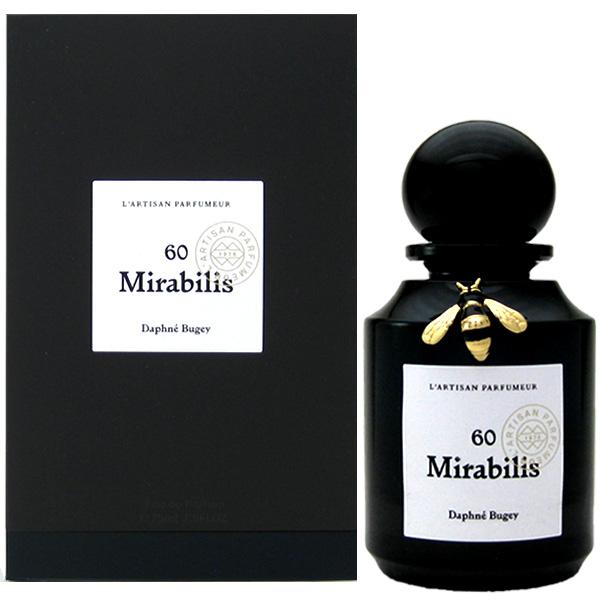 送料無料!【ラルチザンパフューム】 ミラビリス 60 EDP SP 75ml L'Artisan Parfumeur Mirabilis【あす楽対応_お休み中】【香水】【新生活 印象】