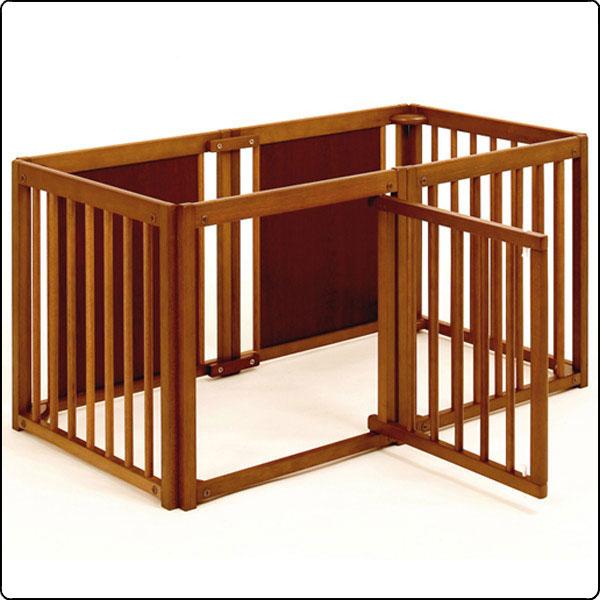 ペットサークル 60S [木製// [木製 室内犬用/ 拡張可能](サークル 室内犬用・ケージ・ゲージ), ロクゴウチョウ:0e0d2fdf --- officewill.xsrv.jp