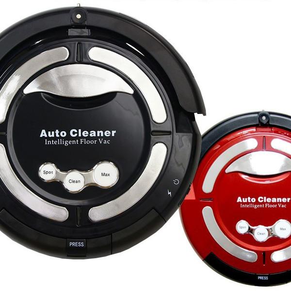 【送料無料】ロボット掃除機 ロボットクリーナー お掃除ロボット 自動充電 センサー感知 リモコン付き ###掃除機M-477☆###(m-477)