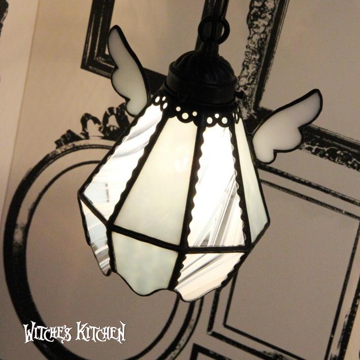 ペンダントライト 【Easter Egg Blau・イースターエッグ ブラウ】 LED対応 ステンドグラス ランプ