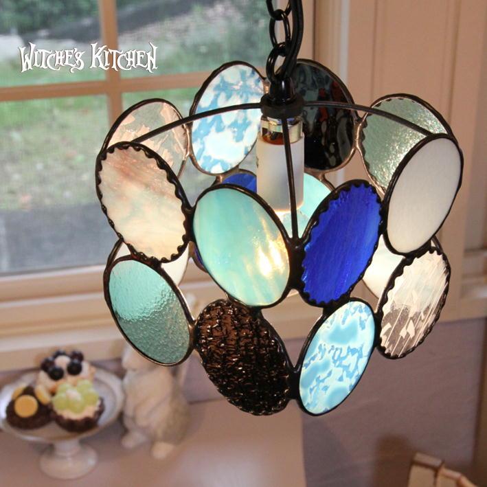 ペンダントライト ガラス 【Bluebaby・ブルーベビー】 LED対応 キャンディー おしゃれ かわいい ポップ ペンダントライト ガラス