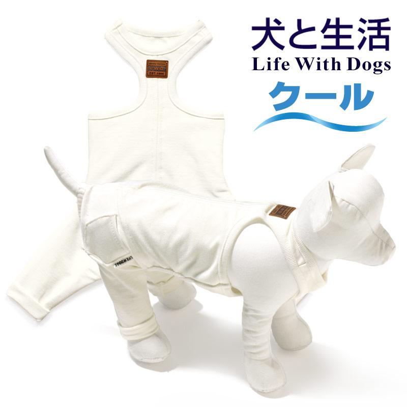 大人気の重ね着用パンツの春夏タイプクール素材のパンツです 伸縮性が高いので 着心地抜群 お手持ちのトップスと合わせてたくさん楽しんでね 犬と生活 定番スタイル 重ね着用パンツクールホワイトXS犬 服 犬服 引き出物 ヒンヤリ パンツ オシャレ 夏服 シンプル 重ね着 クール