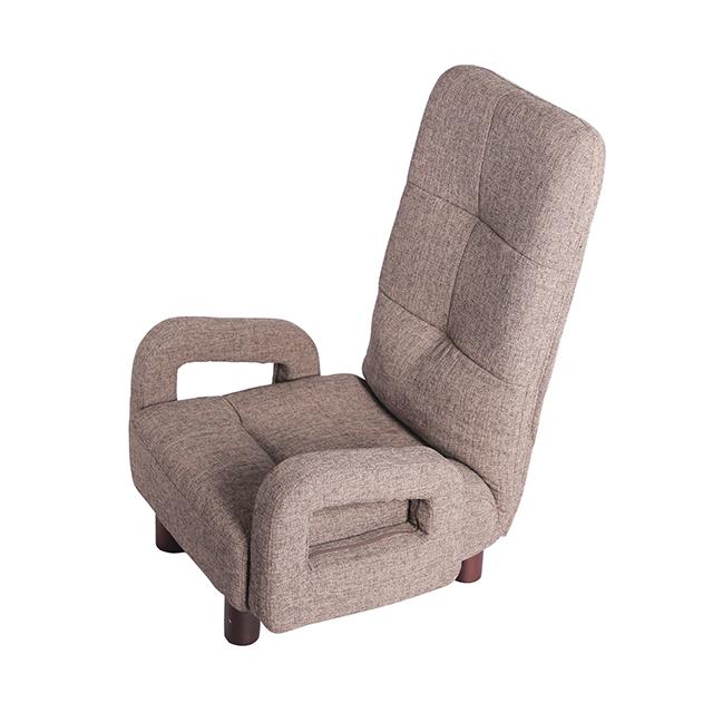 With sofa ウィズ ソファ 座椅子 高座椅子 チェア いす イス 回転 ナチュラル系 北欧アジアン カントリー モダン シンプル チェアー b286 リクライニング おしゃれ 安い 肘付き オットマン付 スツール パーツ