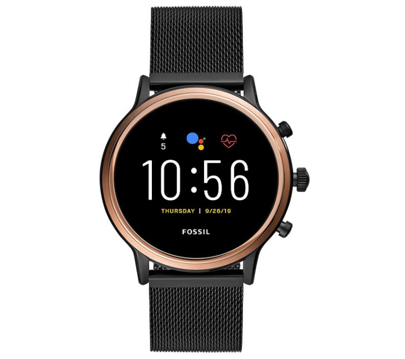 フォッシル FOSSIL 腕時計 ハンドウォッチ タッチスクリーンスマートウォッチ レディース ブラック FTW6036 並行輸入品 注目ブランド 新作からSALEアイテム等お得な商品満載 ジェネレーション5