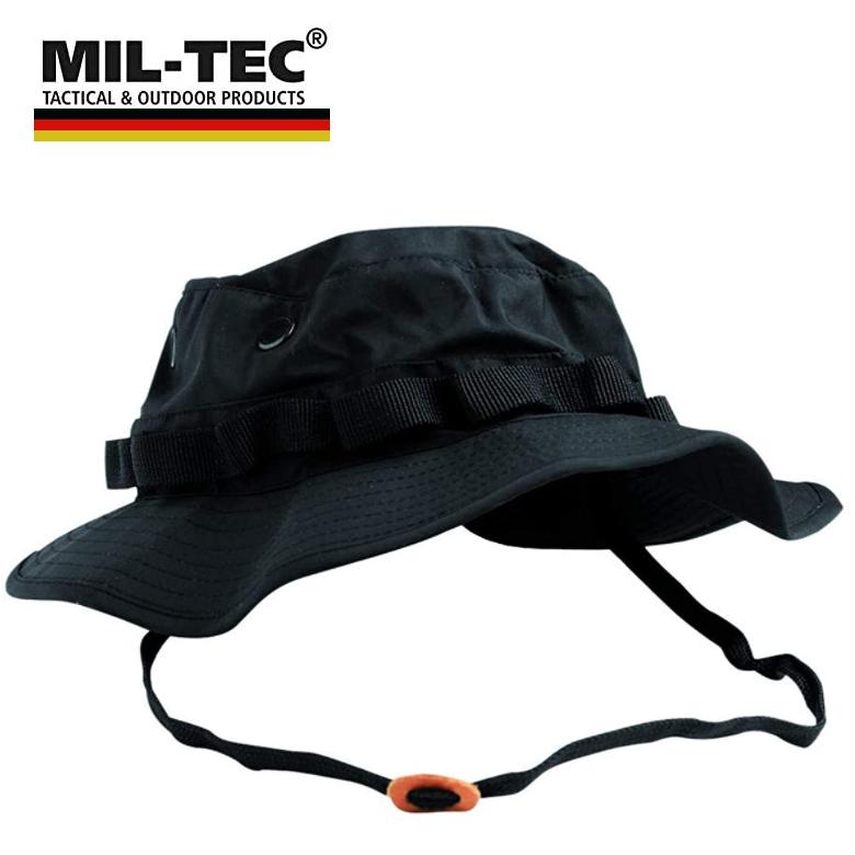 3層構造でむれにくい帽子 汗を通しやすい帽子軍の製品を扱ってきたメーカーMIL-TEC のブーニーハット 登山 低価格化 帽子 メンズ ユニセックス レディース ブーニーハット 一部予約 米軍タイプ3層 サイズ 防水 Breathable MIL-TEC 透湿 Waterproof L SCHWARZ