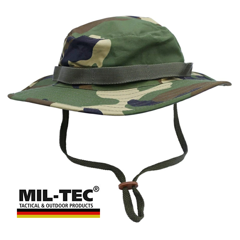 3層構造でむれにくい帽子 大好評です 汗を通しやすい帽子軍の製品を扱ってきたメーカーMIL-TEC のブーニーハット 登山 帽子 メンズ ユニセックス レディース 訳あり ブーニーハット MIL-TEC 米軍タイプ3層 XXLサイズ 透湿 防水 Breathable WOODLAND Camo迷彩 Waterproof