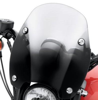 ハーレーダビッドソン Harley Davidsonデタッチャブル スポーツ ウインドスクリーンSPORTSTER XR1200X用Harley-Davidson Detachable Sport Windscreenハーレー純正 正規品 アメリカ買付 USA直輸入 通販
