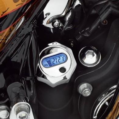 祝開店!大放出セール開催中 ハーレーダビッドソン Harley DavidsonLCD油温計付オイルディップスティック (A)Harley-Davidson Oil Level and Temperature Dipstick with Lighted LCD Readout - Chromeハーレー純正 正規品 アメリカ買付 USA直輸入 通販, 和歌山県 8e50f718