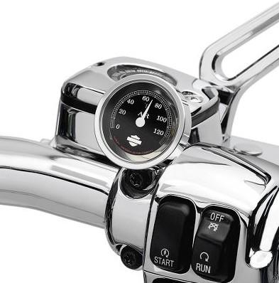 ハーレーダビッドソン Harley Davidsonマスターシリンダークランプサーモメーター (A) 摂氏表示Harley-Davidson Master Cylinder Clamp Thermometerハーレー純正 正規品 アメリカ買付 USA直輸入 通販