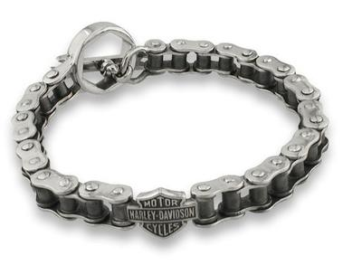 Harley Davidson Bracelet Mens Bike Chain Men S Stock Genuine American Purchase Usa Imported From