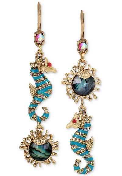 84da16aa0fc Betsey Johnson Earrings Sale - Best All Earring Photos Kamilmaciol.Com