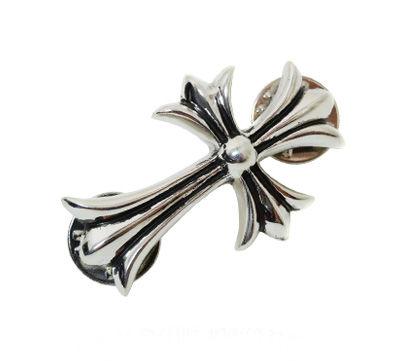 【Chrome Hearts】クロムハーツ ピンStick Pin Small Ch Crossスティック ピン スモール Ch クロス本物 正規品 アメリカ買付 USA直輸入