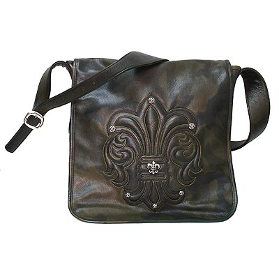 Chrome Hearts Bag Messenger Real Genuine American Purchase Usa Imported