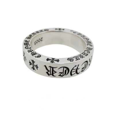 7bea08dd1f53 -Chrome Chrome Hearts rings 6 mm spacer ring Forever real genuine American  purchase USA imports