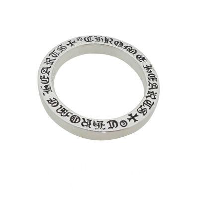 クロムハーツ Chrome Hearts リング3mm スペーサーリング3mm Spacer Ring●本物 正規品 アメリカ買付 USA直輸入