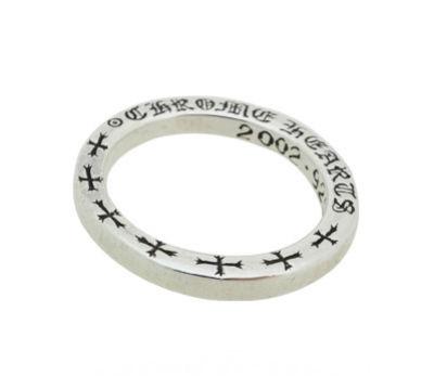 クロムハーツ Chrome Hearts リングNTFLリング NTFL Ring本物 正規品 アメリカ買付 USA直輸入