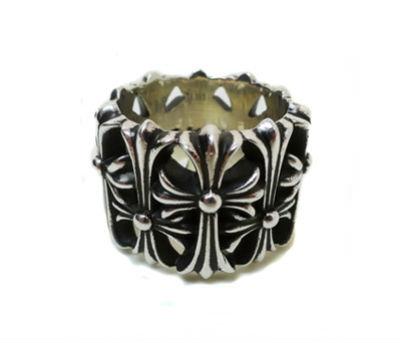 クロムハーツ Chrome Hearts リングセメタリーリング  Cemetery Ring本物 正規品 アメリカ買付 USA直輸入 指輪