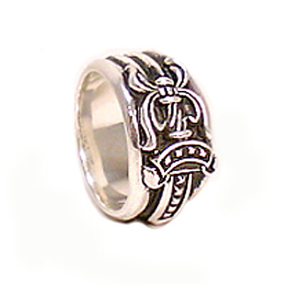 eb72955d664 Chrome Chrome Hearts rings ダガーリング Dagger Ring real genuine American  purchase USA imported from