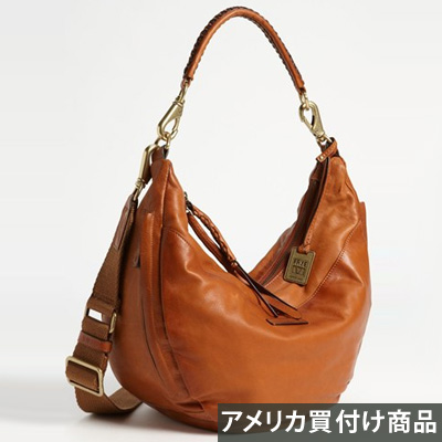 FRYE fly Hobo bag Jenny Leather Hobo (whisky) new genuine American purchase  USA imports ca2dfc150e240