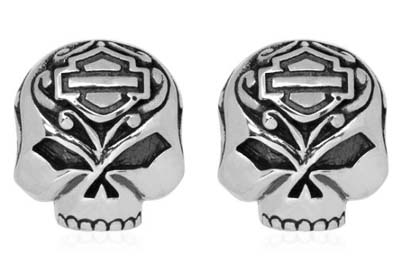 Harley Davidson Harley Davidson ladies Minifig Lee post earring H-D Ladies  Mini Figree Post Earrings Harley-Davidson genuine genuine American purchase