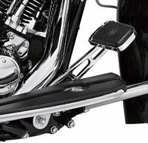ハーレーダビッドソン Harley Davidsonビレットスタイル・リアブレーキレバーTOURING用ハーレー純正 正規品 アメリカ買付 USA直輸入 通販