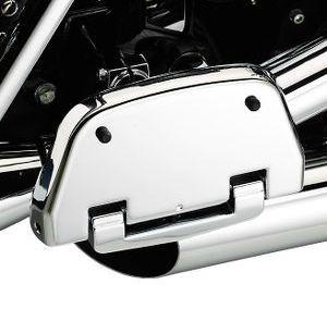 ハーレーダビッドソン Harley Davidsonクローム・パッセンジャーフットボードパンTOURING用ハーレー純正 正規品 アメリカ買付 USA直輸入 通販