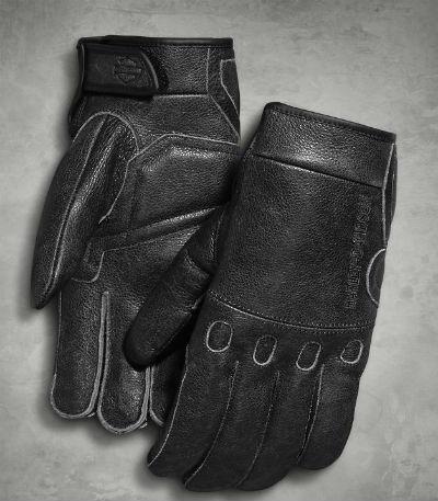 Harley-Davidson Harley Davidson手套Men's Revolve Distressed Leather Gloves新作品哈雷純正正規的物品美國購置USA直接進口郵購