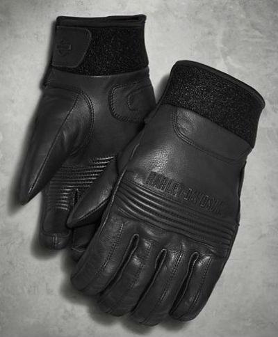 ハーレーダビッドソン Harley DavidsonグローブMen's Cyrus Insulated Waterproof Gloves 新作 ハーレー純正 正規品 アメリカ買付 USA直輸入 通販