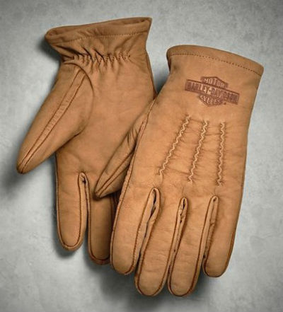 Harley-Davidson Harley Davidson glove Men's Peshtigo Leather Gloves new  work Harley chastity regular article United States buying USA direct import