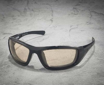 Harley Davidson ハーレーダビッドソンサングラスTank Light Adjusting Performance Sunglasses-Copperハーレー純正 正規品 アメリカ買付 USA直輸入 通販