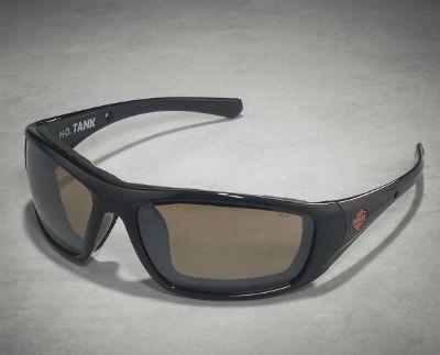 Harley Davidson ハーレーダビッドソンサングラスTank Parial Polarized Silver Flash Performance Sunglassesハーレー純正 正規品 アメリカ買付 USA直輸入 通販