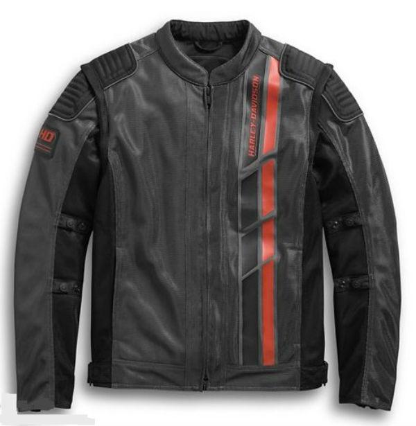 Harley Davidson ハーレーダビッドソン メンズ ジャケットMen's Stockett Covertible Mesh Riding Jacket 新作 ハーレー純正 正規品 アメリカ買付 USA直輸入 通販