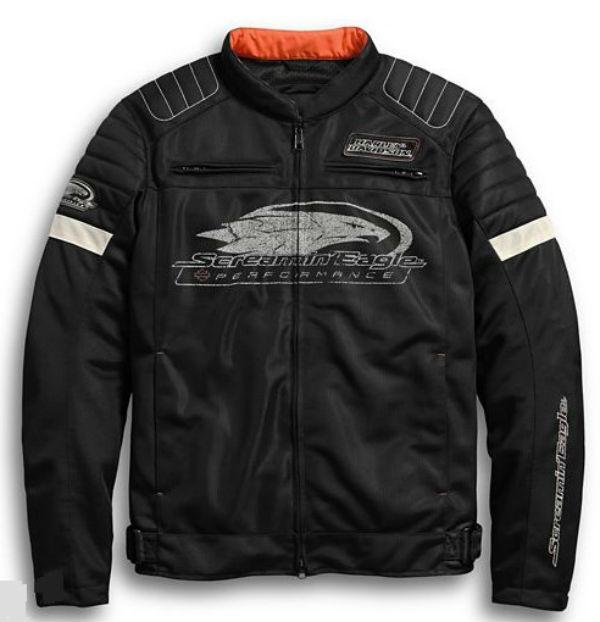 Harley Davidson ハーレーダビッドソン メンズ ジャケットMen's Screamin'Eagle Mesh Riding Jacket 新作 ハーレー純正 正規品 アメリカ買付 USA直輸入 通販