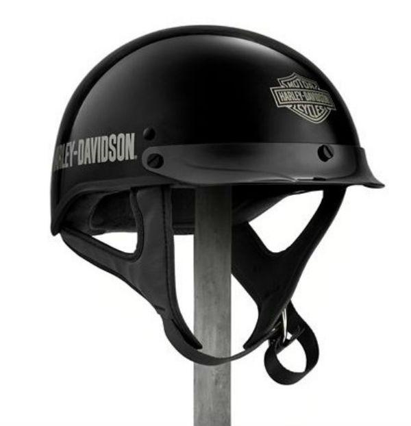 ハーレーダビッドソン Harley Davidsonハーフ ヘルメットMen's Boom Audio N01 Half Helmet グロスブラック新作 ハーレー純正 正規品 アメリカ買付 USA直輸入 通販