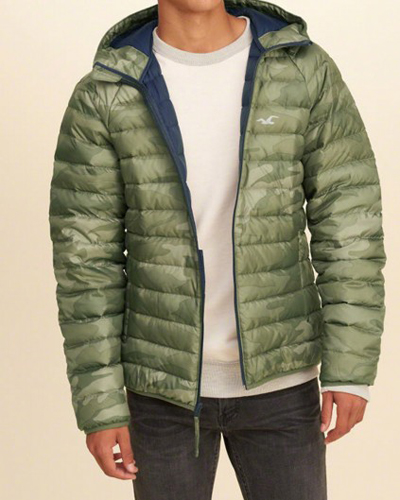 hollister jackets usa