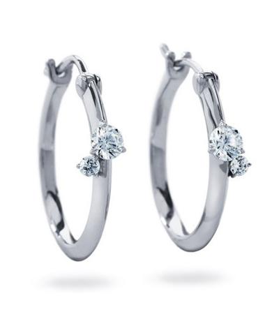 c85ba7247c3c DAMA DIAMA intimate earrings INTIMATE EARRINGS (0.87 ct tw) SWAROVSKI  diamond Swarovski creative use