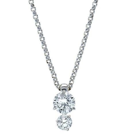 ディアマ DIAMAインティメート ネックレス  INTIMATE NECKLACE (0.53ct tw)SWAROVSKI スワロフスキークリエイティブダイヤモンド使用