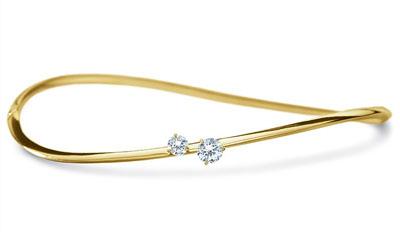 ディアマ DIAMAインティメート ブレスレット INTIMATE BRACELET (0.43ct tw)SWAROVSKI スワロフスキークリエイティブダイヤモンド使用