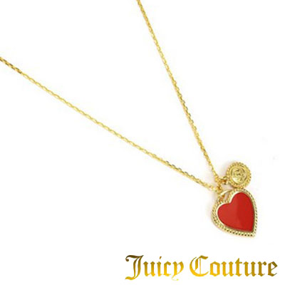 Witusa rakuten global market juicy couture juicy couture ladies juicy couture juicy couture ladies necklace enamel heart wish necklace gold heart wish necklace gold womens accessories american purchases abroad new aloadofball Gallery