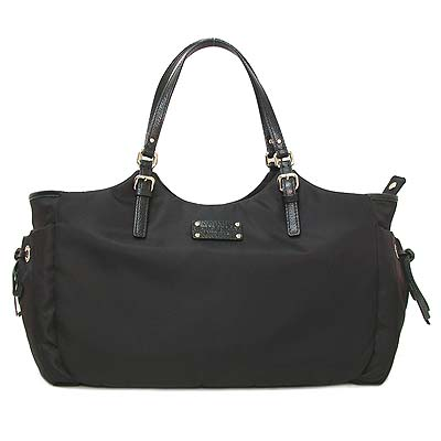 Kate Spade Fabric Bags Stevie Union Square Core Black Genuine An Acquired American Purchase Usa Imported From