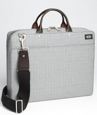 Jack Spade Laptop Bag File Case Gray New Work Kate Men Non Arrival Regular Article Ing Usa Direct Import In An The